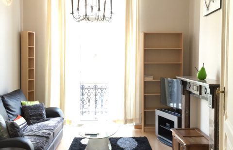 Available: 01/09/2018 Newly Furnitured 1 Bedroom Apartment For Rent In A